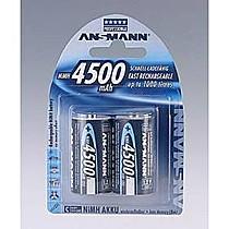 ANSMANN C NiMH 4500 mAh