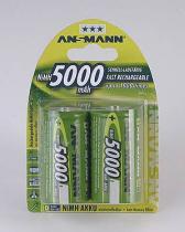 ANSMANN D NiMH 5000 mAh