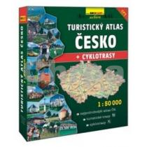 Turistický atlas Česko 1:50T