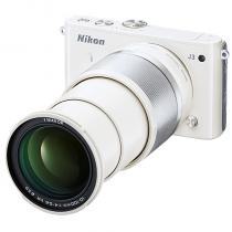 NIKON 1 J3 + 10-100 mm VR