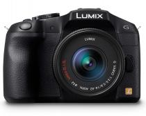 PANASONIC Lumix DMC-G6 + 14-42 mm + 45-150 mm