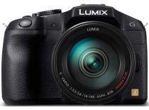 PANASONIC Lumix DMC-G6 + 14-140 mm