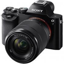Sony Alpha A7 + FE 28-70 mm
