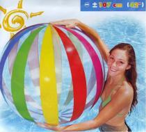 Intex Nafukovací míč Jumbo 107cm