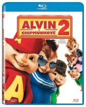 Alvin a Chipmunkové 2 Blu-ray