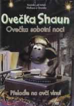 Ovečka Shaun - Ovečka sobotní noci DVD