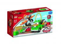 LEGO Planes 10510 Ripslingerův letecký závod