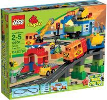 LEGO 10508 Vláček deluxe