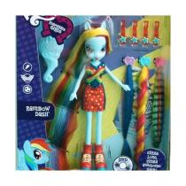 Hasbro My Little Pony Equestria girls česací panenka