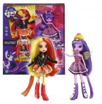 Hasbro My Little Pony Equestria girls dvojbalení