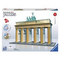 Ravensburger Puzzle 3D Brandenburská brána 324 dílků