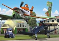Dino Puzzle 24 dílků Letadla (Planes)