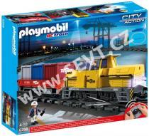 Playmobil 5258 Nákladní vlak