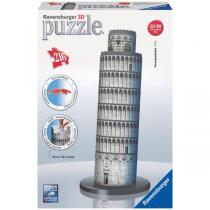Ravensburger Puzzle 3D Šikmá věž v Pise 216 dílků
