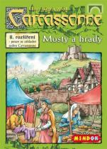 Carcassonne - rozšíření 8 (Mosty a hrady)