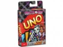Mattel - Monster High Uno
