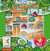 Mindok SMART Angry Birds - Staveniště