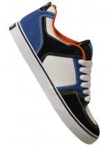 ETNIES SHECKLER 6 FUSION BLACK/BLUE/WHITE boty