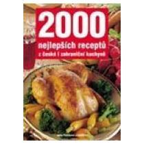 2000 nejlepších receptů
