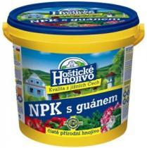 Forestina Hnojivo Hoštické NPK s guánem, 8 kg