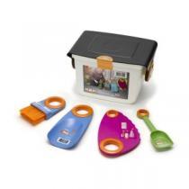 Fiskars Box Set s dětským drobným nářadím