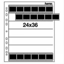 HAMA Obal na negativ, 24x36 mm, 230x300 mm,100 ks