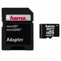 HAMA MicroSDHC 16GB Class 10