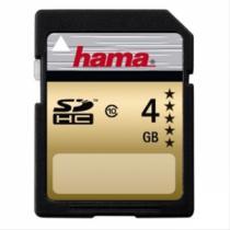 HAMA SDHC 4GB Class 10