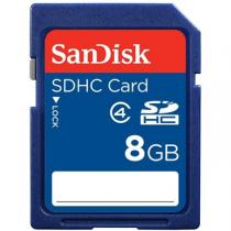 SanDisk Standard SDHC 8GB Class 4