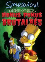 Matt Groening: Simpsonovi Hokus Pokus Brutalběs