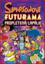 Matt Groening: Simpsonovi FUTURAMA - Propletená lapálie