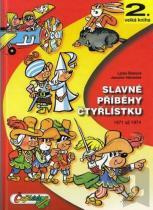 Štíplová Ljuba, Němeček Jaroslav: Slavné příběhy čtyřlístku 1971-1974 - 2. velká kniha