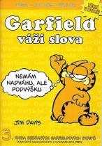 Jim Davis: Garfield váží slova (č.3)