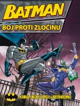 Kniha úkolů pro superhrdinu: Batman - Boj proti zločinu