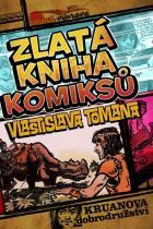 Vlastislav Toman: Zlatá kniha komiksů Vlastislava Tomana