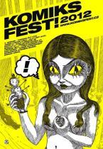 Kolektiv autorů: KomiksFEST! 2012
