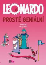 Turk, deGroot Bob: Leonardo 8 - Prostě geniální