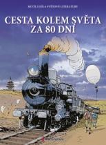 Jules Verne: Cesta kolem světa za 80 dní (Omega)