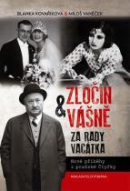 Blanka Kovaříková: Zločin a vášně za rady Vacátka - Nové příběhy z pražské Čtyřky