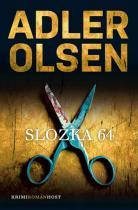 Jussi Adler-Olsen: Složka 64 (Čtvrtý případ komisaře Carla Morcka)