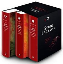 Larsson Stieg: Milénium 1,2,3