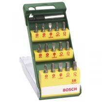 Bosch sada 16 dílná šroubovacích bitů