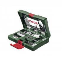 Bosch sada 41 dílná šroubovacích bitů a vrtáků s oboustranným šroubovákem