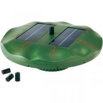 CNR Plovoucí solární ostrůvek s vodotryskem Esotec