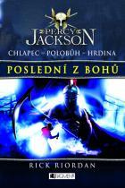 Rick Riordan: Percy Jackson 5 – Poslední z bohů