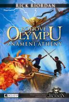 Rick Riordan: Percy Jackson – Bohové Olympu – Znamení Athény