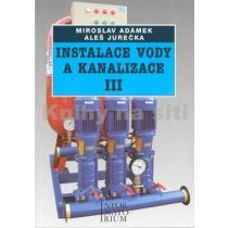Instalace vody a kanalizace 3