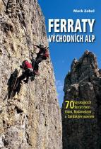 70 vzrušujících ferrat mezi Vídní, Bodamským a Gardským jezerem: Ferraty Východních Alp