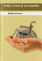 Radka Zaciosová: Vozík a vězení je pro každého