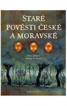 Alena Ježková: Staré pověsti české a moravské